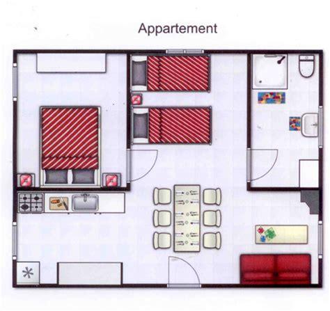 Ordinaire Lave Linge Salle De Bain #8: appartement-5pers.jpg