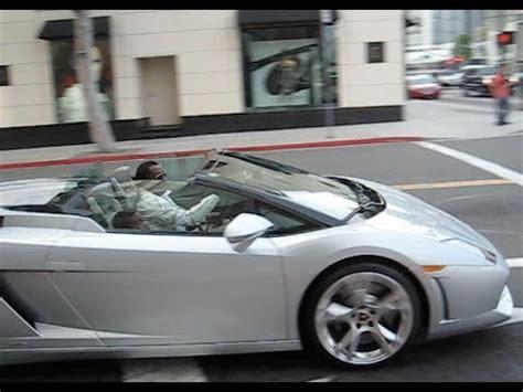 Lamborghini P by P Diddy Lamborghini