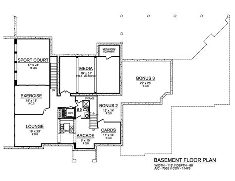 hambright plan 3495 edg plan collection featured house plan pbh 9004 professional builder