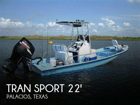sold tran sport 22 classic se boat in palacios tx 117515 - Tran Sport Boats For Sale In Texas