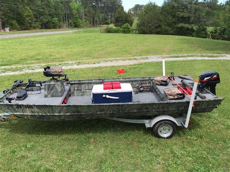 ebay aluminium boats for sale aluminum crappie boats ebay autos post