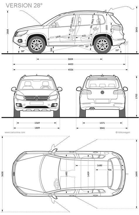 2015 tiguan dimensions autos post