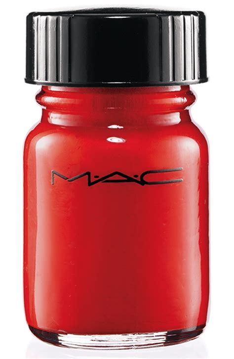 acrylic paint mac mac x rick baker collection for 2013 musings