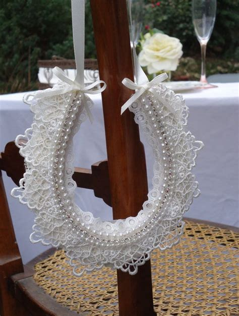 Handmade Wedding Horseshoes - discover and save creative ideas