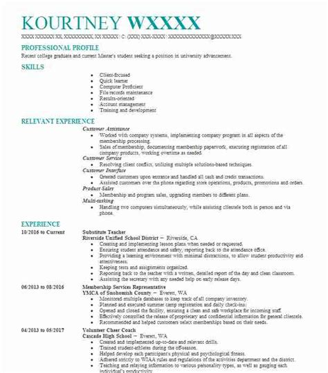 ucr resume builder find resume exles in riverside ca livecareer