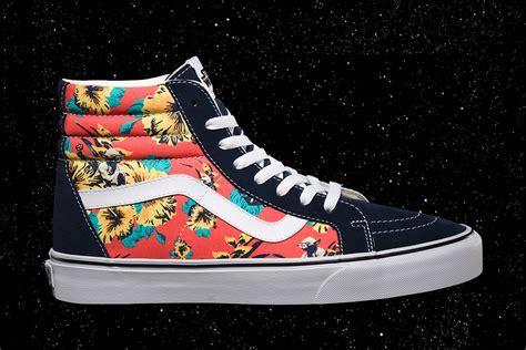 Sepatu Vans Skate High Starwars wars x vans classics summer 2014 footwear collection everyguyed