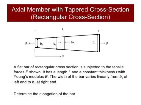 section modulus of round bar structures and materials section 6 axially loaded
