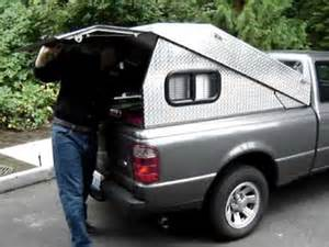 Tonneau Cover Tent For Sale Tonneau Cover To Canopy In 19 Seconds