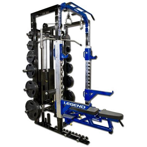 Fitness Gear Pro Half Rack Review by Legend Fitness Pro Series Modular Half Cage 3268