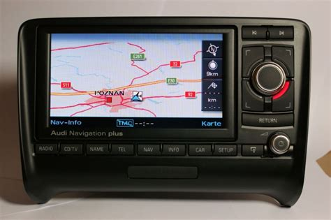 Audi Tt Rns by Audi Tt Tts Rns E Navigation Unit