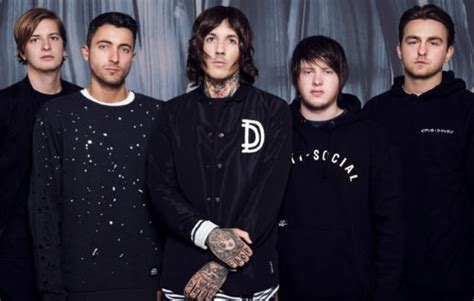 Promo Topi Bmth The Spirit bring me the horizon s that s the spirit lands at no 2 on the billboard 200 chart