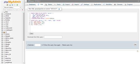 membuat koneksi database mysql cara membuat koneksi database mysql pada java