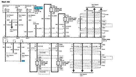 2002 mustang wiring diagram 2002 free engine image for