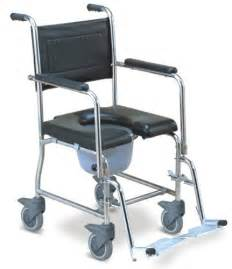 medmobile 2 in 1 stainless steel shower and commode wheelchair
