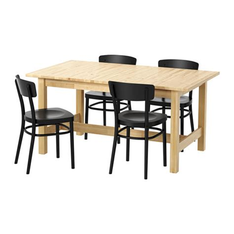 Ikea Esszimmertisch Sets by Norden Idolf Table And 4 Chairs Ikea