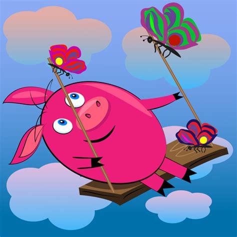 swinging pig obediah do