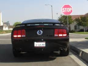 Mustang Vanity Plate Ideas Whats Your Custom License Plate Page 2 The Mustang