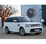 Land Rover Range Sport Autobiography  Australian