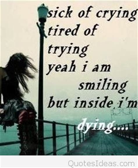 wallpaper sad girl quotes sad alone boy wallpapers images with quotes