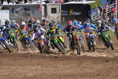Rocky Mountain Atv Mc Ama Amateur National Motocross