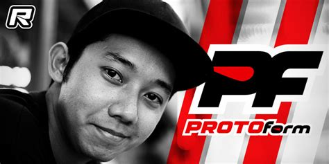 nicolas lee red rc rc car news 187 nicolas lee joins protoform factory