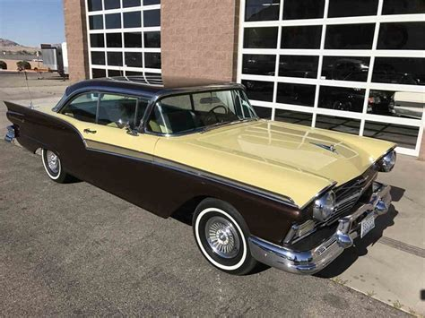 1957 ford fairlane 500 for sale classiccars cc 1004742