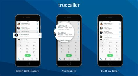 truecaller for ios updated with smart call history