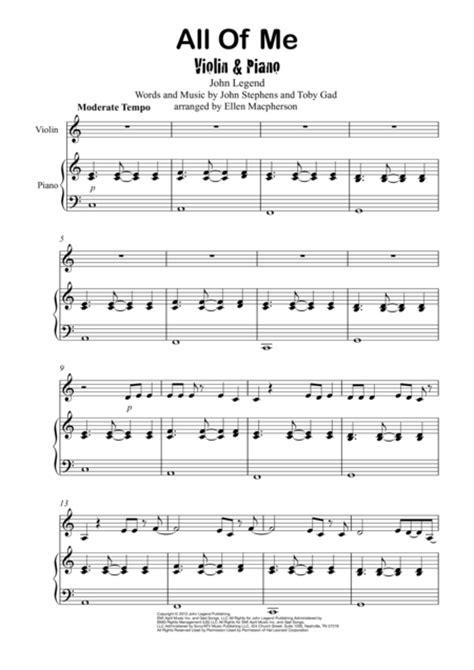 all of me john legend piano cover overhead tutorial download all of me john legend violin piano sheet