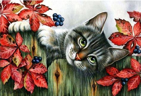gambar painting kucing 332 best cat images on cat