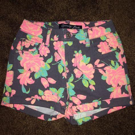 celebrity pink original denim jeans celebrity pink original denim floral shorts