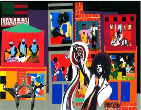 themes of the black arts movement harlem renaissance on behance