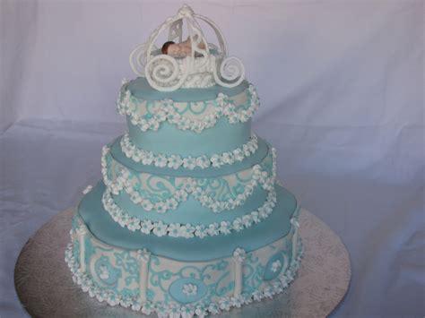 cinderella baby shower cake cakecentral - Cinderella Baby Shower Cakes