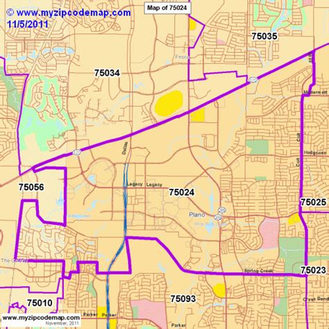 plano texas zip code map zip code map of 75024 demographic profile residential housing information etc