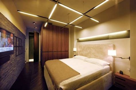 Modern Bedroom Ceiling Light 33 Cool Ideas For Led Ceiling Lights And Wall Lighting Fixtures 2016