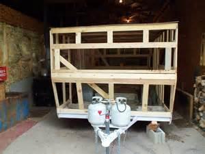 travel trailer restoration ideas restoration of 13 aristocrat lo liner travel trailer http