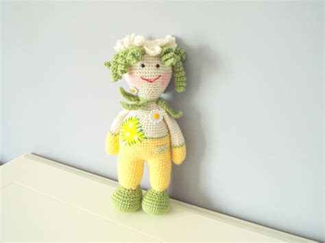 Handmade Infant Toys - handmade crochet doll baby product doll home decor