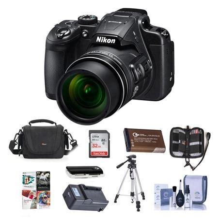 nikon coolpix b700 digital point & shoot camera and