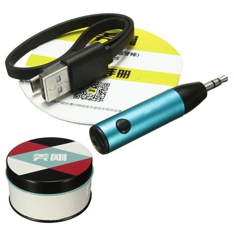 Mencom Bluetooth Audio Receiver Mobil 3 5mm mencom 005 3 5mm aux bluetooth 4 1 audio receiver with