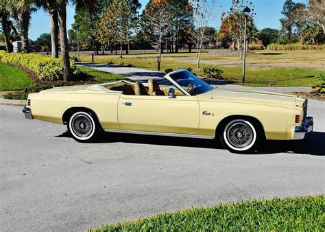 1977 Chrysler Cordoba For Sale by 1977 Chrysler Cordoba Convertible For Sale
