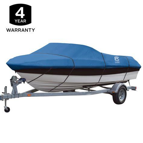 fishing boat accessories canada classic accessories stellex all seasons boat cover blue