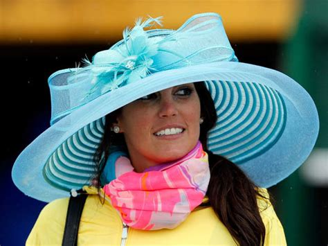 derby hats for short hair kentucky derby hat hairstyles hair world magazine