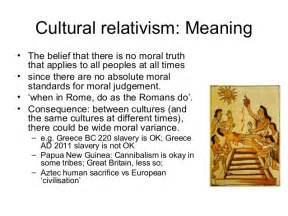 Cultural Relativism Essay by Cultural And Religious Relativism Why Africans Will Forever Be Poor Oppressed