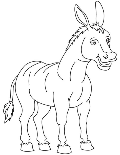 donkey coloring pages preschool bals donkey coloring pages preschool bals best free