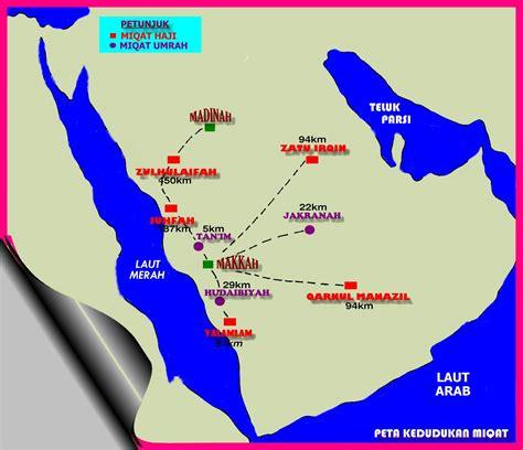 Sabuk Haji Miqot By Oleh Oleh Haji tempat tempat miqat saat ihram travel umroh dan wisata