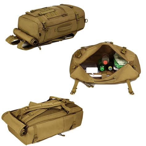 backpack attachments tactical molle assault backpack pack 3 way