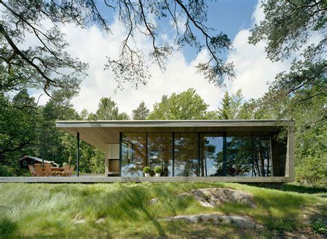 island house stockholm archipelago by arkitektstudio
