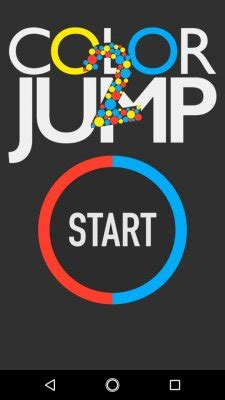 color ball jump game android app apk by apploverstudio