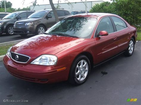 2001 mercury sable information and photos momentcar