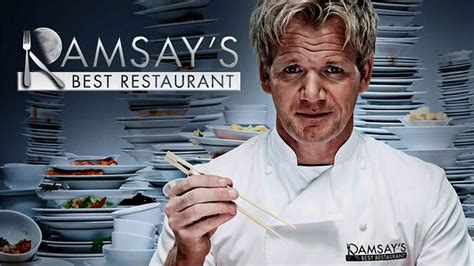 2007s Favorite Chef Is by America S Best Restaurant Gordon Ramsay Teams Up With
