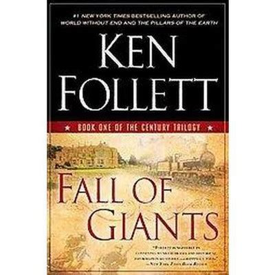 fall of giants century 0606266453 fall of giants the century trilogy reprint paperback by ken follett target